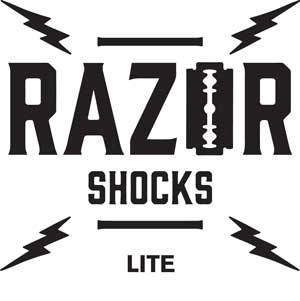 Razor Lite Shocks for Triumph Bonneville