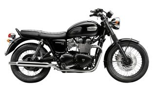 Triumph Bonneville T100 EFI Parts