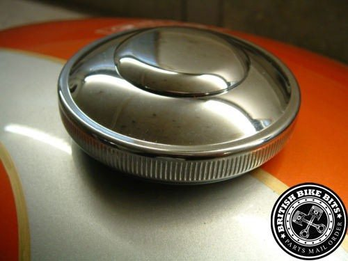 Locking Gas Cap for Triumph Bonneville