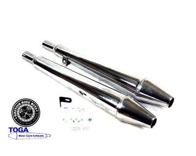 HBS565 Toga Peashooters for Mag Wheel Triumph Bonneville