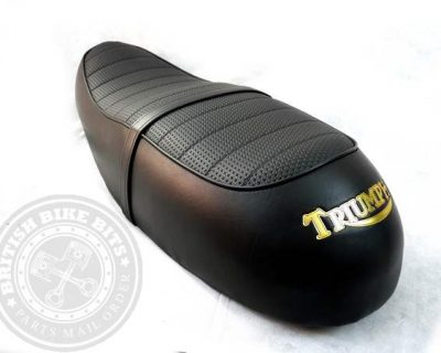 Retro Bonneville Seat for Triumph Bonneville T120 Liquid Cooled